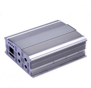 Silvery Polishing Aluminium Extrusion Profiles Aluminum Cover Manufactures