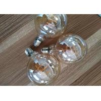 G125 8w Led Filament Bulb Triac Dimmable 100lm / W Avoiding Short Circuit Manufactures