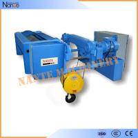 2.5 Ton / 5 Ton Low Headroom Electric Hoist Electric Chain Hoist Steel Rope Hoist For Mining Manufactures