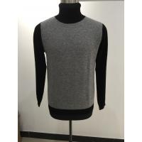 Cable Knit Mens Turtleneck Sweater , Merino Wool Nice Sweaters For Guys Manufactures
