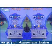 Fashion Design Claw Crane Machine / Arcade Machines For Kids Rainbow Paradise Manufactures