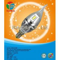 4w E14 Candle Lamp Shade, Led Lamp Candle, Dimmable Led Candle Bulb Manufactures