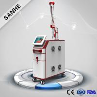 Color Screen 1064nm 532nm 1320nm advanced ND Yag Q Switch Laser blackhead removal and tattoo removal machine Manufactures