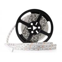 China Copper PCB RGB LED Strip Lights Multi Color , Low Voltage SMD 5050 LED Ribbon Lights on sale