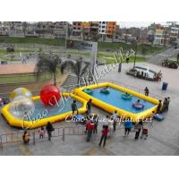Small PVC Inflatable Water Pool / Children Swimming Pool Durable and Safety(CYPL-1504) Manufactures