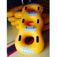 Durable Funny Inflatable Adult Swimming Ring Portable Tyre Tube Manufactures