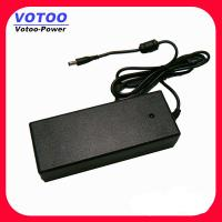 60W 24V 5A Desktop Switching Power Supply For LED Strip / CCTV , 50 - 60Hz Manufactures