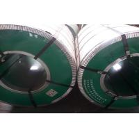 ASTM AISI SUS 304 Stainless Steel Coil Hot Rolled With Hairline Finish Manufactures