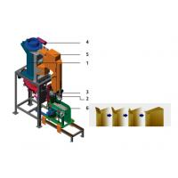 High Accuracy Fertilizer Valve Bag Packing Machine ,  Automatic Filling and Bagging Machine Manufactures