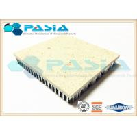 Limestone Aluminum Honeycomb Panel with Extreme Flat Surface for Outdoor Decoration Manufactures