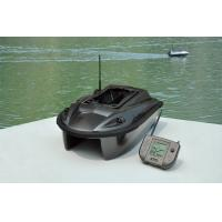 ABS Plastic RC Wireless twin-hull twin-rudder Fish Finder Bait Boats with GPS, LED light Manufactures
