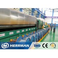 China Individual Motor Control Wire Drawing Line, Wire Processing Machine 360KVA on sale