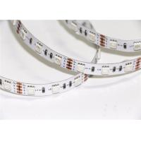 China Waterproof RGB IP65 5050 LED Strip Lights Dimmable Battery Powered on sale
