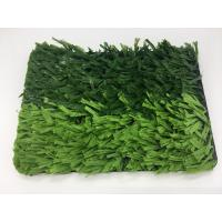 Soft Comfortable Artificial Football Turf Waterproof Anti - Slip No Weather Limited Manufactures