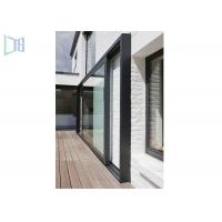 Quality Large Lighting Area Aluminium Glass Sliding Doors With Chinese Top Brand for sale