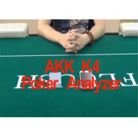 AKK K4 All - In - One Poker Analyzer For Poker Results Analysis In Cheating Manufactures