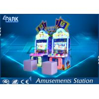 Kids Video Arcade Game Machines Coin Operated Fashion Appearance Design Manufactures
