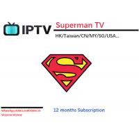 Chinese IPTV Inspire APK with Chinese HK TaiWan USA etc channels for oversea Chinese Manufactures