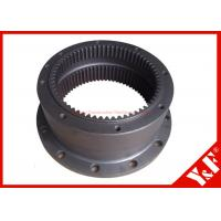 Heavy Equipment Parts EX200-5 Swing Inner Ring Gear Excavator Bearing Gear For 60T x 73T Manufactures