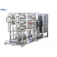 8040 / 4040 RO Membrane Industrial Water Treatment Systems SS304 Housing Manufactures