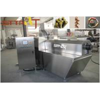 Siemens PLC Control Single Screw Extruder Machine 100kg/Hr For Lecithin Manufactures
