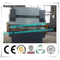 CE Hydraulic Press Brake Machine CNC Steel Sheet Bending Machine 6100 * 2500 * 4200MM Manufactures