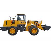 Hydraulic Small Wheel Loader 625B 2500kg Rated Load For Landscaping Tasks Manufactures