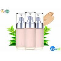 Face Hydrating Liquid Foundation / Loose Powder Foundation For Oily Skin Manufactures