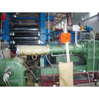 Forming Plastic Extruder Machine For PVC Sheet , 9Cr18MoV 38CrMoAIA Manufactures