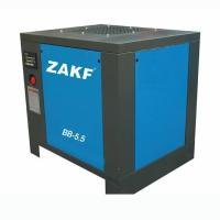 The  Powerful Zakf Series Blue 5.5hp 4kw Belt  Driving Compressor Manufactures