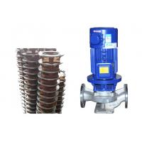 Single Suction Vertical Single Stage Centrifugal Pump 1.5-1200m3/h Flow Range Manufactures