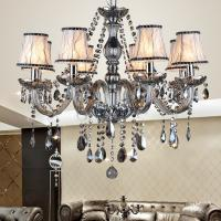 Contemporary Grey chandeliers For KItchen Dining room (WH-CY-07) Manufactures