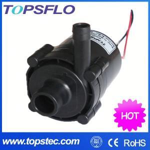TOPSFLO dc micro water pump/ juice machine pump TL-B04 Manufactures