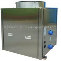 Energy Saving Swimming Pool Heaters Air Sourced 220V With CE Approved Manufactures