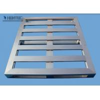 Pallet Aluminum Extrusion Shapes Lightweight With Anodized Surface Manufactures