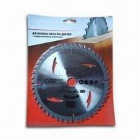 TCT Saw Blade with Sharp-edged and Tungsten Carbide Tipped Teeth Manufactures