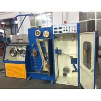 14DT Copper Alloy Small Wire Drawing Machine Weight Balance Tension Control Manufactures