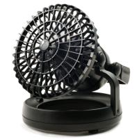 China Led Camping Battery Powered Tent Fan With Fan / Air Conditioning Appliances on sale