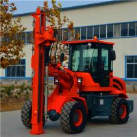 ground deep drilling hole machines GS 2000 Manufactures