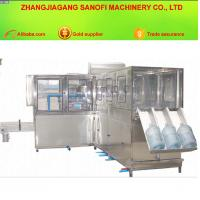Automatic Integrated Mechanism Washing Filling Capping Machine Water Treatment Line Manufactures