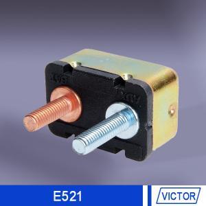 Mini 40 amp automotive circuit breaker  24V motor thermal protector Manufactures