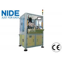 NIDE BLDC motor stator automatic needle winding Machine for fan motor Manufactures