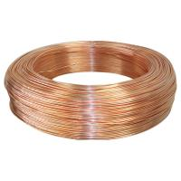 Copper Capillary Tube Refrigeration Copper Pipe in Pancake For All Sizes Manufactures