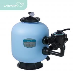 China Plastic side mount sand filter on sale