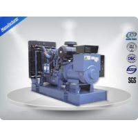 400kw / 500kva Diesel Generator Sets AC Three Phase Output Type Manufactures