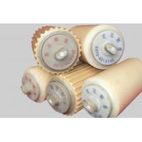 Waterproof Cement Plant Nylon Rollers With Sealed Bearings LYC Diameter 108×190mm Manufactures