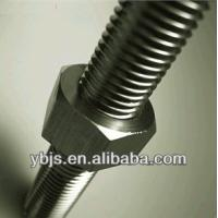 stainless steel full thread rod din975 Manufactures