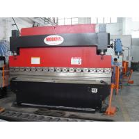 Carbon Steel Metal Frame 200 Ton Hydraulic Press Brake Machine With 47 Years Making History Manufactures
