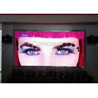 China HD Video Display P4 SMD Indoor LED Display Dull Wall Mounted Screen on sale