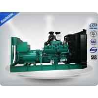913 KWA 730 KW Industrial Diesel Generator With Cummins Generator ow Fuel Consumption Manufactures